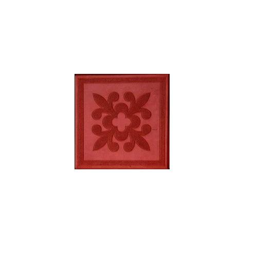 Тротуарная Плитка Клевер Красный
