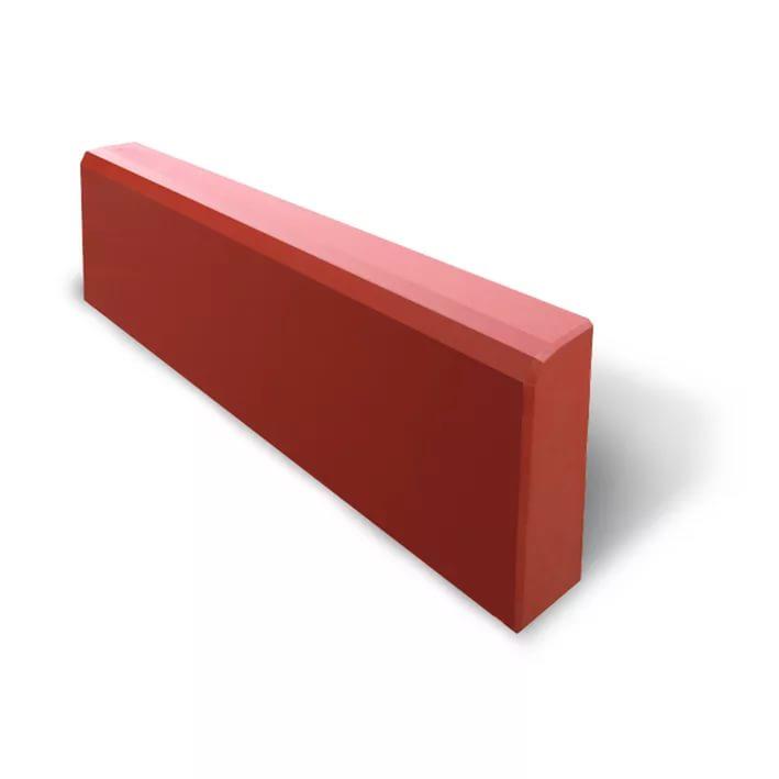 Бордюр Красный 50мм